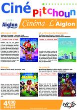 Programme Ciné Pitchoun