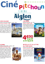 PROGRAMMATION CINE PITCHON