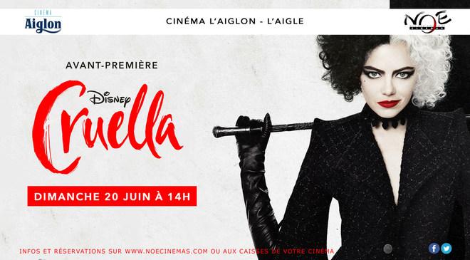 Avant-Première : Cruella