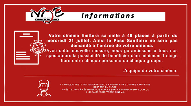Information conditions sanitaires