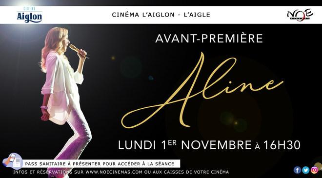 Avant-Première : Aline