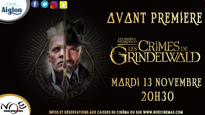 AVANT PREMIÈRE MARDI 13 NOVEMBRE A 20H30