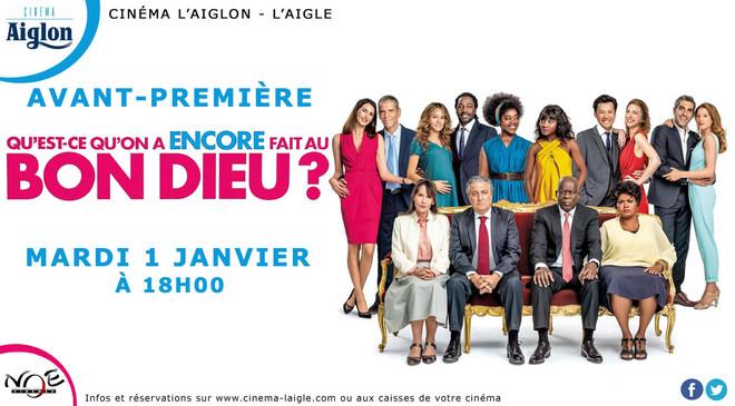 AVANT PREMIÈRE MARDI 01 JANVIER 18H00